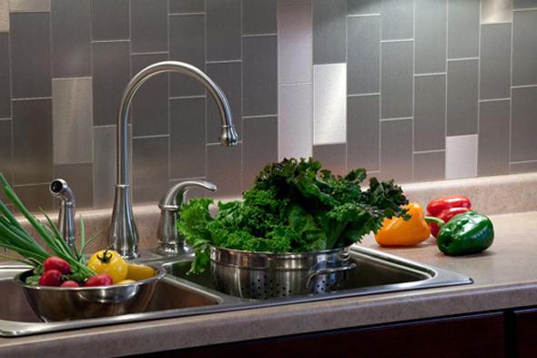 gorgeous-stainless-steel-kitchen-backsplash-sheets-photo-ideas
