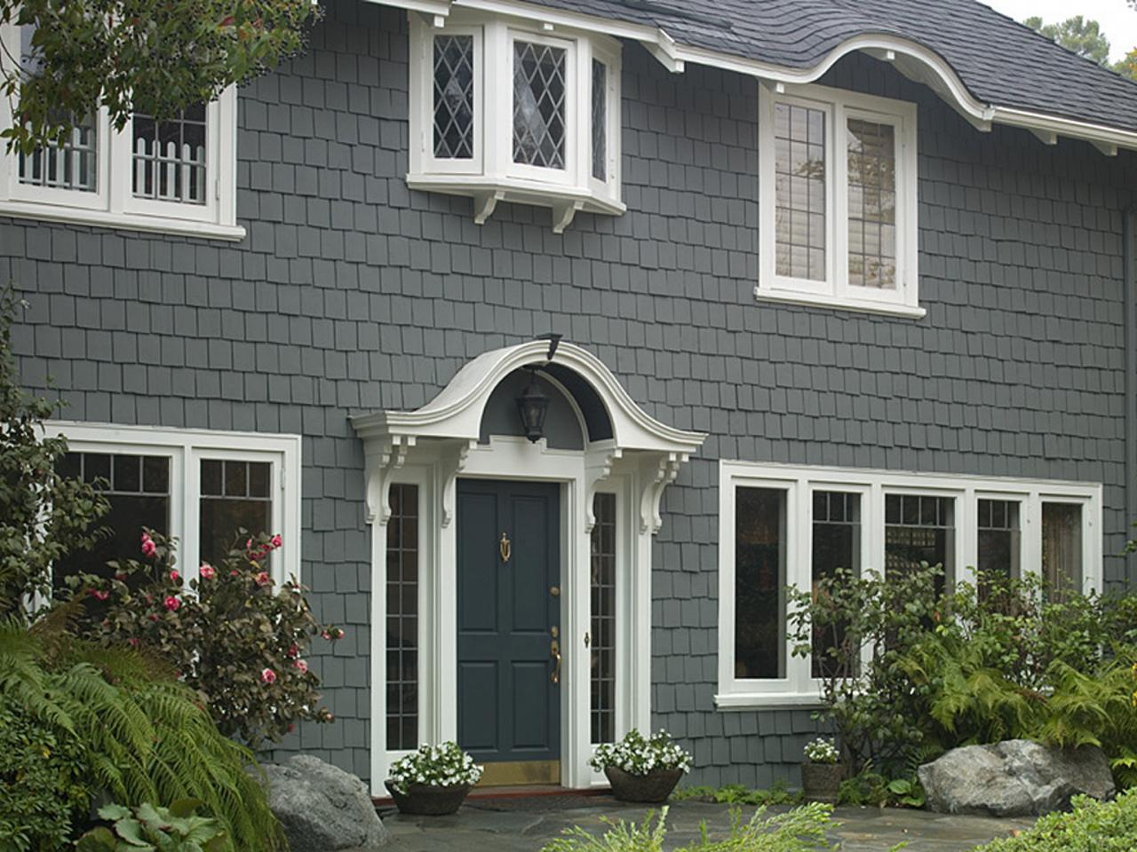 Beautiful exterior paint palettes a change of space for Exterior paint colors for house